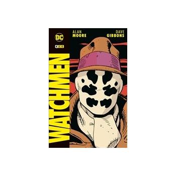 WATCHMEN (EDICION CARTONÉ)