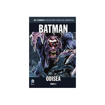 COLECCION NOVELAS GRAFICAS 88: BATMAN: ODISEA PARTE 2