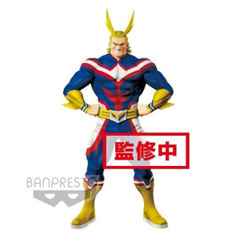 ESTATUA ALL MIGHT AGE OF HEROES PVC 20 cm. MY HERO ACADEMIA
