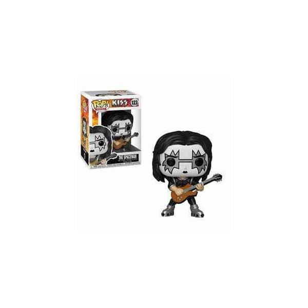 FUNKO POP! 123 THE SPACEMAN. KISS
