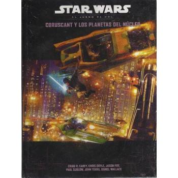 STAR WARS - CORUSCANT Y LOS PLANETAS DEL NUCLEO