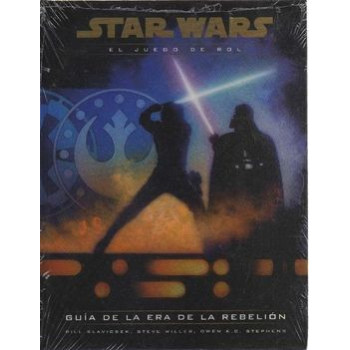 STAR WARS - GUIA DE LA ERA DE LA REBELION