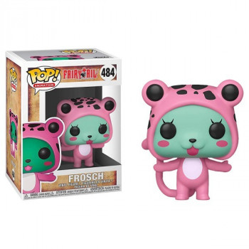 FUNKO POP! 484 FROSCH. FARY TAIL