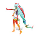 ESTATUA HATSUNE MIKU 2016 RACING VERSION SQ  PVC 18 cm. RACING MIKU