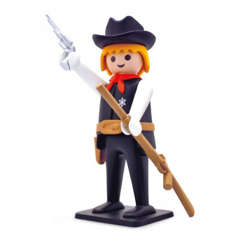 FIGURA EL SHERIFF VINTAGE COLLECTION  21 cm. PLAYMOBIL