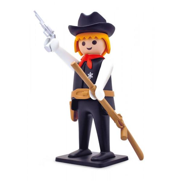 FIGURA EL SHERIFF VINTAGE COLLECTION  21 cm. PLAYMOBIL