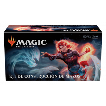 MAGIC - KIT DE CONSTRUCCION DE MAZOS 2020
