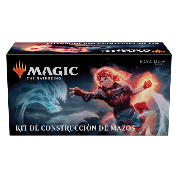 MAGIC - KIT DE CONSTRUCCION DE MAZOS 2020