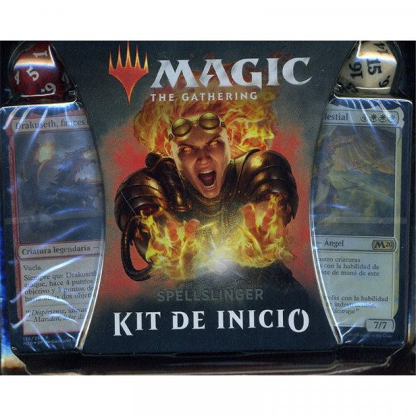MAGIC - KIT DE INICIO SPELLSLINGER 2020