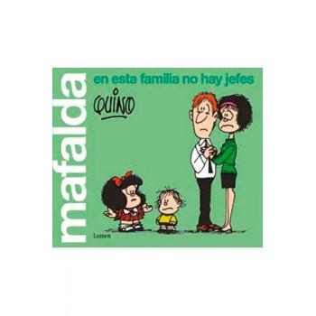 MAFALDA EN ESTA FAMILIA NO...