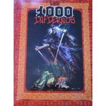 VAMPIRO LA MASCARADA - LOS 1000 INFIERNOS