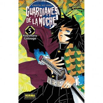 GUARDIANES DE LA NOCHE 05