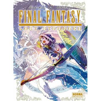 FINAL FANTASY LOST STRANGER 02
