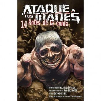 ATAQUE A LOS TITANES - ANTES DE LA CAIDA 14