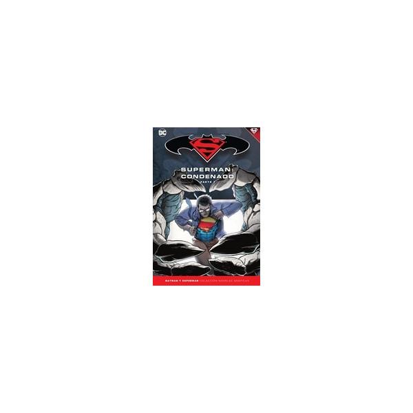 BATMAN Y SUPERMAN - COLECCION NOVELAS GRAFICAS 68: SUPERMAN: CONDENADO (PARTE 1)