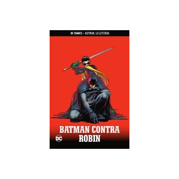 BATMAN, LA LEYENDA 17: BATMAN CONTRA ROBIN