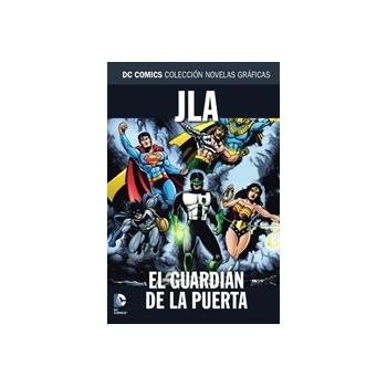 COLECCION NOVELAS GRAFICAS 89: JLA: EL GUARDIAN DEL PORTAL