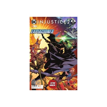 INJUSTICE: GODS AMONG US 76/ 18