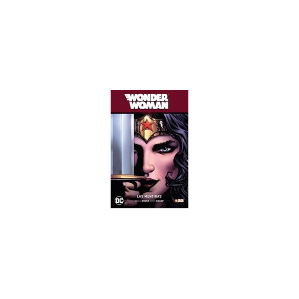 WONDER WOMAN VOL. 01: LAS MENTIRAS