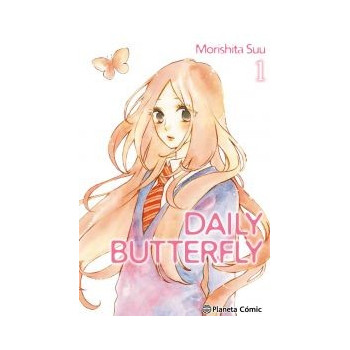 DAILY BUTTERFLY 01