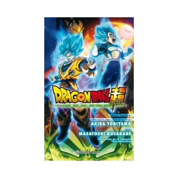 DRAGON BALL SUPER BROLY (NOVELA)