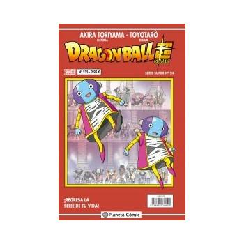 DRAGON BALL SERIE ROJA 235