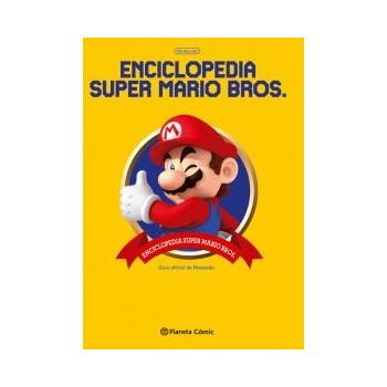 ENCICLOPEDIA SUPER MARIO...