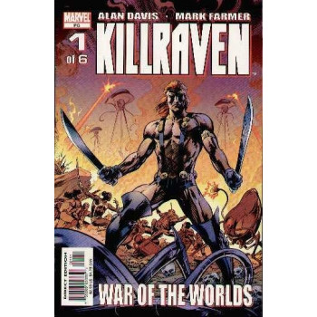KILLRAVEN DE ALAN DAVIS