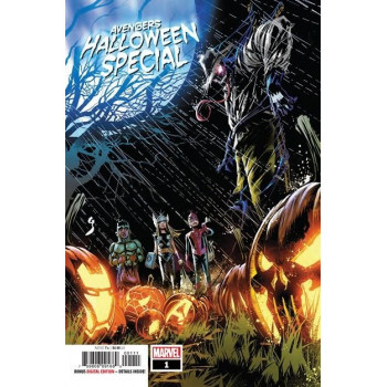 MARVEL HORROR HALLOWEEN