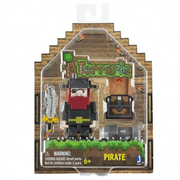 FIGURA PIRATE. TERRARIA