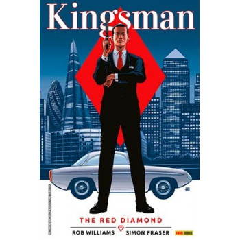 KINGSMAN. THE RED DIAMOND