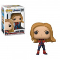 FUNKO POP! 459 CAPTAIN MARVEL (CAPITANA MARVEL). VENGADORES ENDGAME