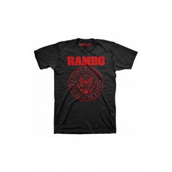 CAMISETA TALLA M. FIRST BLOOD. RAMBO