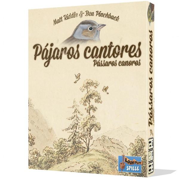 PAJAROS CANTORES