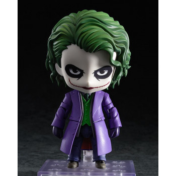 FIGURA THE JOKER DARK KNIGHT VILLAIN'S EDITION SERIES 566 NENDOROID. THE DARK KNIGHT