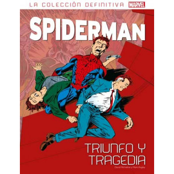 LA COLECCION DEFINITIVA DE SPIDERMAN 51 TRIUNFO Y TRAGEDIA