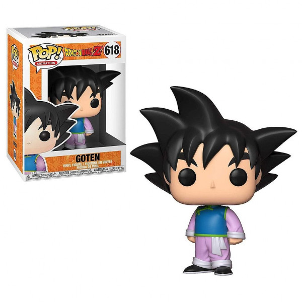 FUNKO POP! 618 GOTEN. DRAGON BALL Z