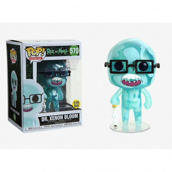 FUNKO POP! 570 DR. XENON BLOOM. RICK & MORTY