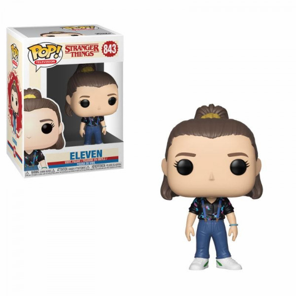 FUNKO POP! 843 ELEVEN. STRANGER THINGS
