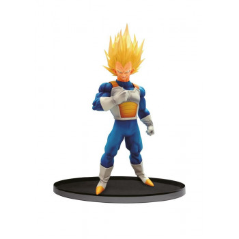 ESTATUA VEGETA SUPER SAIYAN SCULTURES BIG BUDOKAI 6 PVC 17 cm. DRAGON BALL SUPER