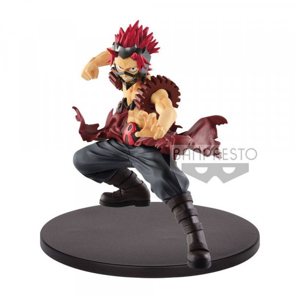 ESTATUA EIJIRO KIRISHIMA THE AMAZING HEROES PVC 13 cm. MY HERO ACADEMIA