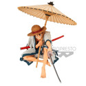 ESTATUA MONKEY D. LUFFY BWFC NORMAL COLOR VER. PVC 14 cm. ONE PIECE