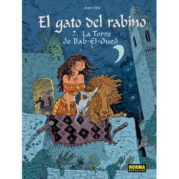 GATO DEL RABINO 07 LA TORRE...