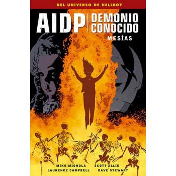 AIDP 33 DEMONIO CONOCIDO 01...