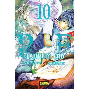 PLATINUM END 10