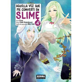 AQUELLA VEZ QUE ME CONVERTI EN SLIME 04