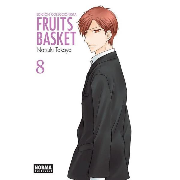 FRUITS BASKET 08 EDICION COLECCIONISTA
