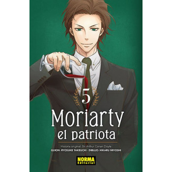 MORIARTY EL PATRIOTA 05
