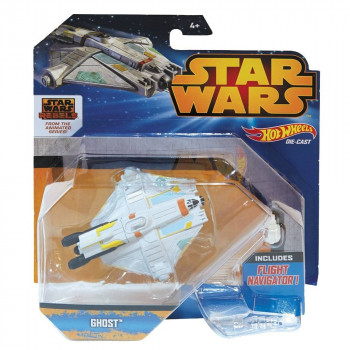 GHOST FIGURA STAR WARS HOT...