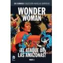 COLECCION NOVELAS GRAFICAS 90: WONDER WOMAN: ¡EL ATAQUE DE LAS AMAZONAS! PARTE 1